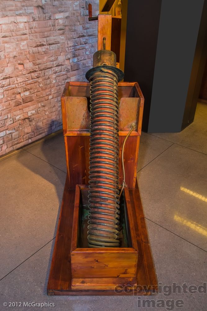 Archimedes Screw | Water Machine | daVinci Exhibit